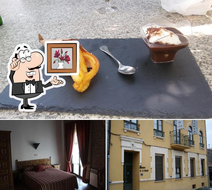 Estas son las fotos que hay de interior y bebida en Hotel Rural La Enoteca del Marqués