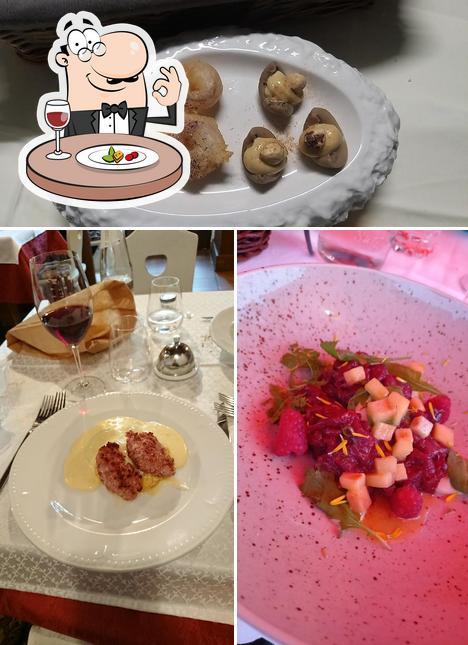 "Еда в ""Vecchia Segheria"""