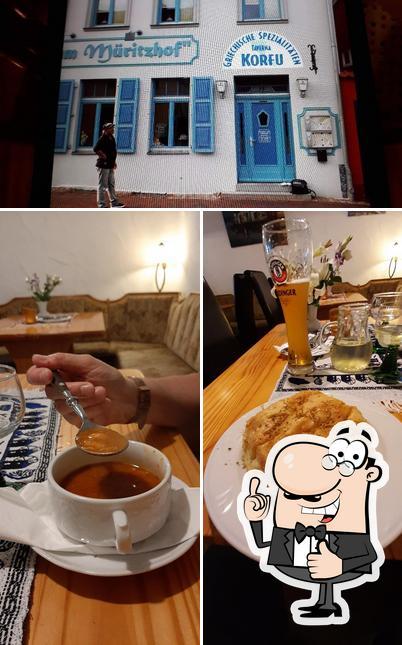 """Voir la photo de Griechisches Restaurant """"Taverna Korfu"""""""