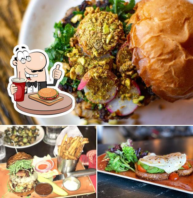 Red Cow's burgers will cater to satisfy different tastes