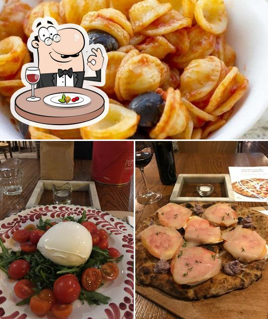 Nourriture à Rossopomodoro