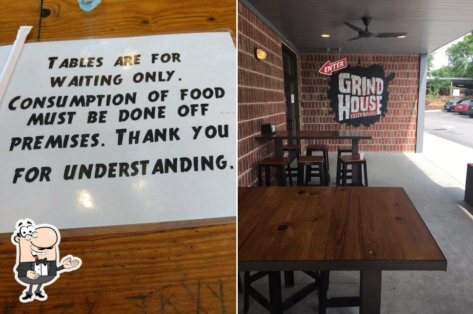 Here's a pic of Grindhouse Killer Burgers