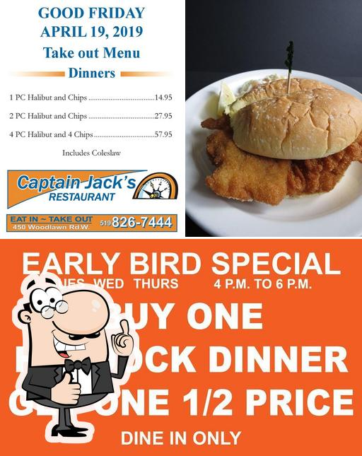 See the image of Captain Jack's Restaurant