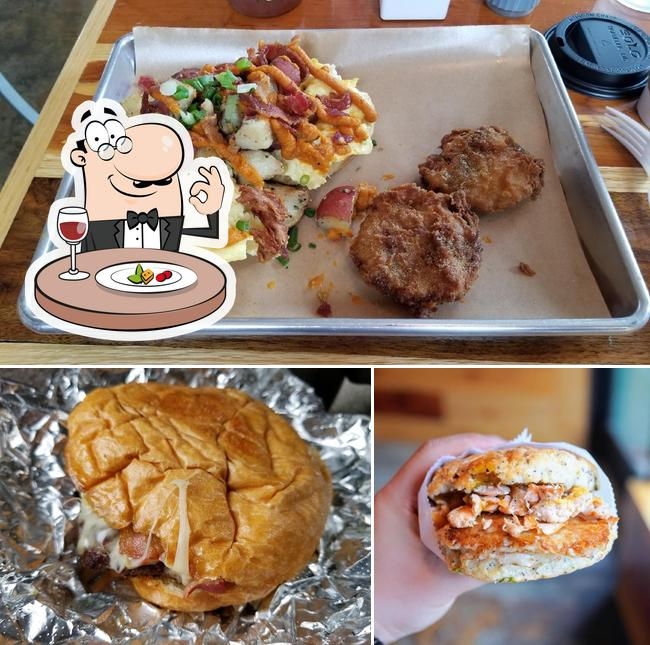 Meals at Scratch Biscuit Company