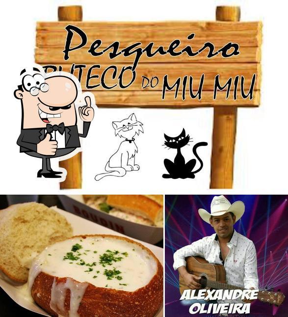 Here's an image of Buteco do Miu Miu
