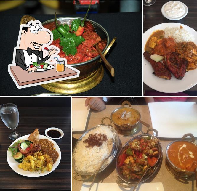 Food at Diwa Classic Indian Cuisine