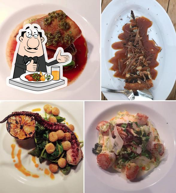 Meals at Buon Gusto