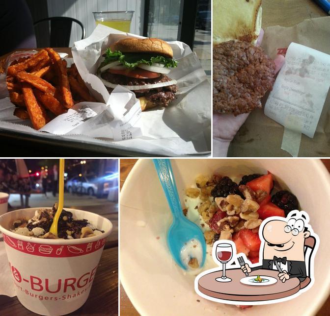 Comida en Yo-Burger