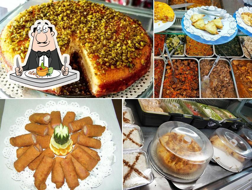 Food at El gourmet