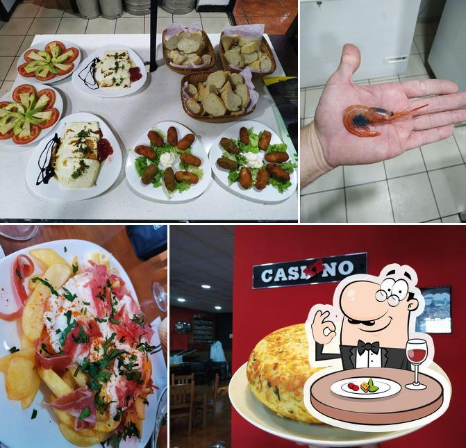 Comida en Bar - Tasca Casi ke No