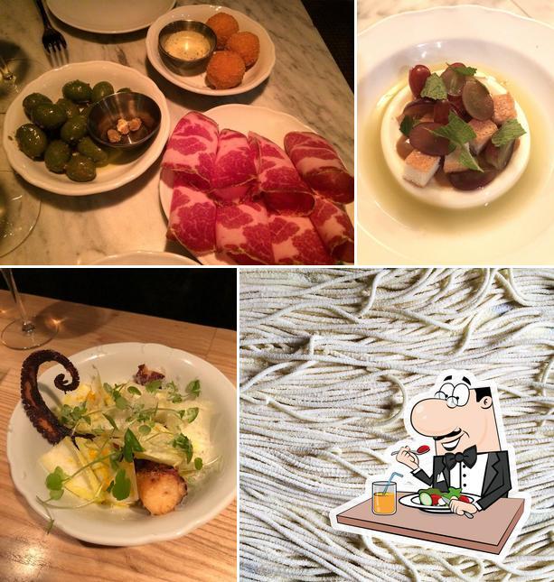 Plats à Restaurant Battuto