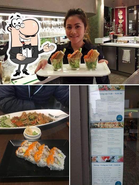 """Здесь можно посмотреть фотографию ресторана """"Salmon Coco"""""""