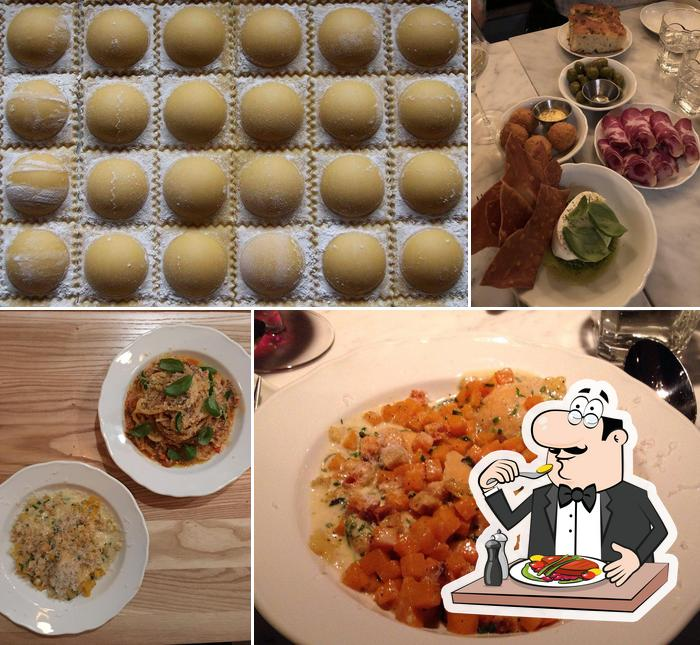 Nourriture à Restaurant Battuto