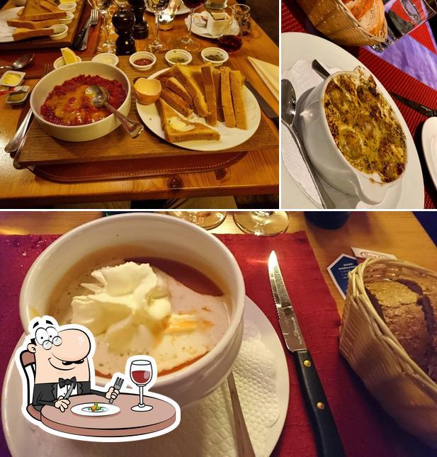 Platti al Steakhouse 'zur alten Muhle'