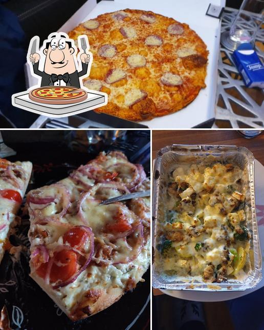 Probiert eine Pizza bei teig und Zeug ohz