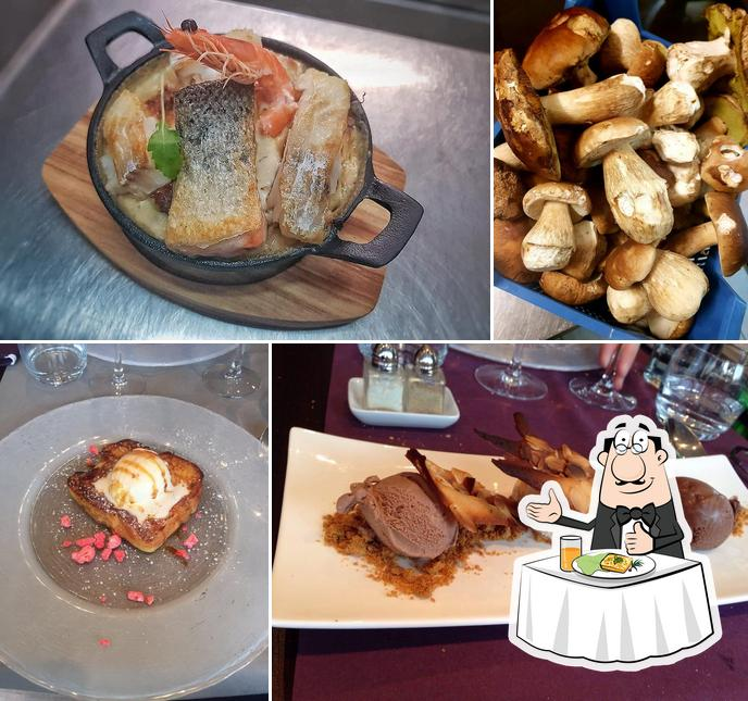 Nourriture à Auberge du Pont Saint Pierre