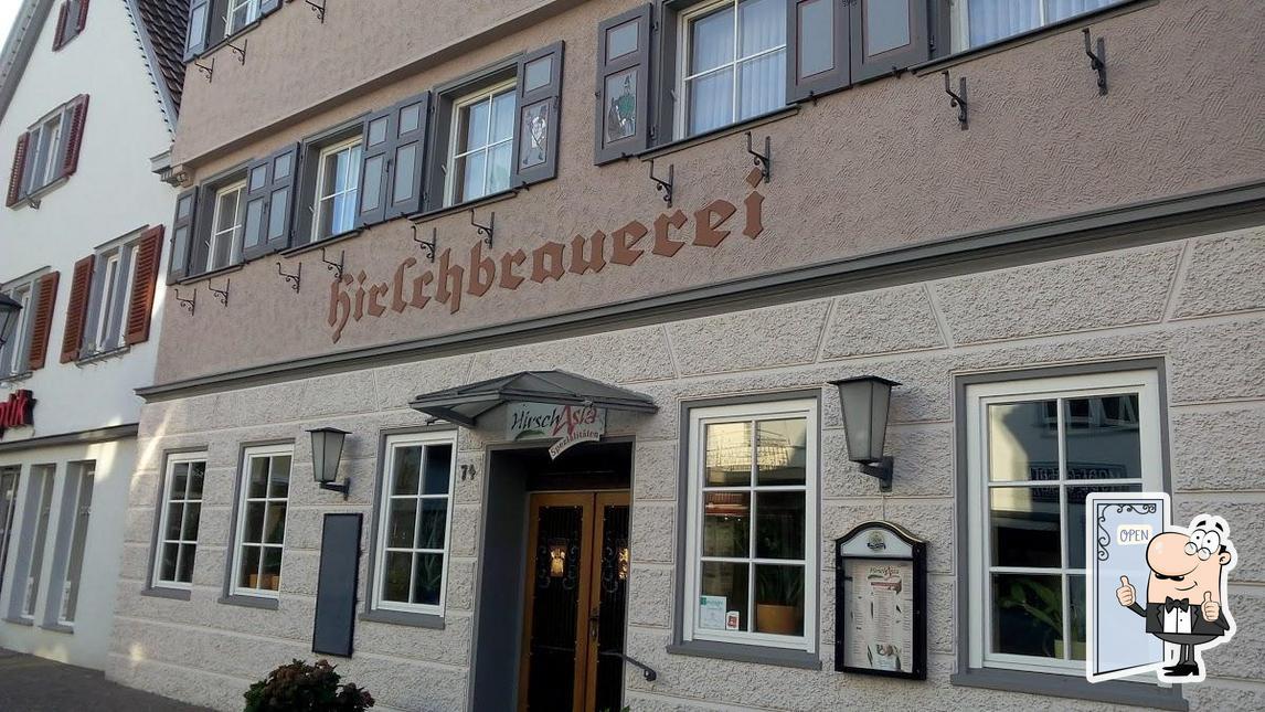 """Здесь можно посмотреть изображение ресторана """"Hirsch Asia"""""""