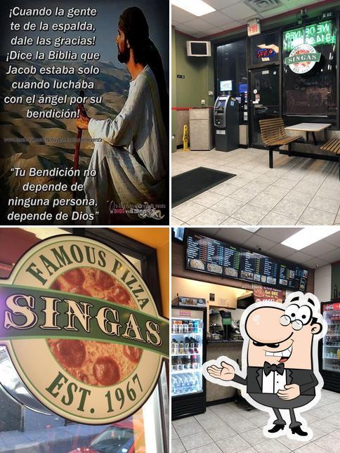 Aquí tienes una foto de Singas Famous