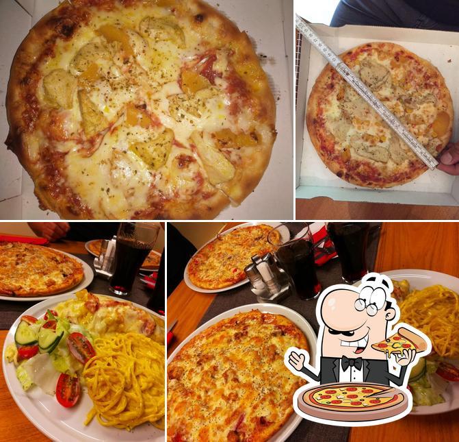 Kostet eine Pizza bei Don Calzone