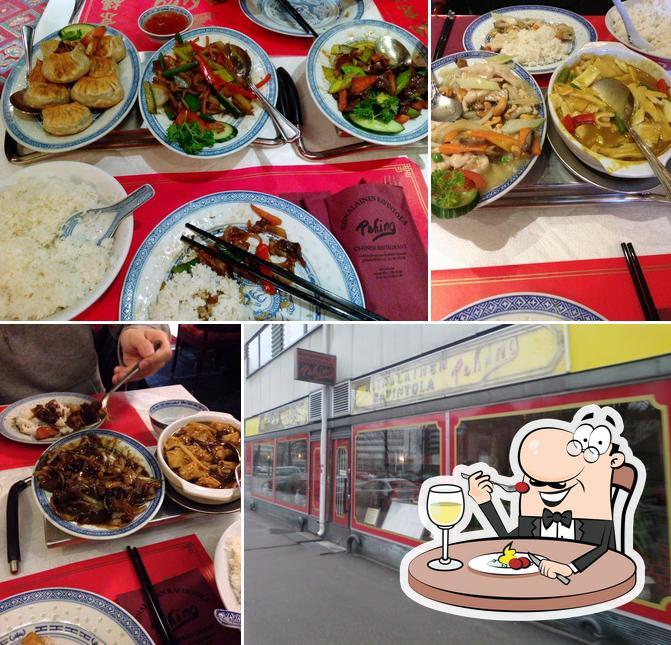 Food at Peking
