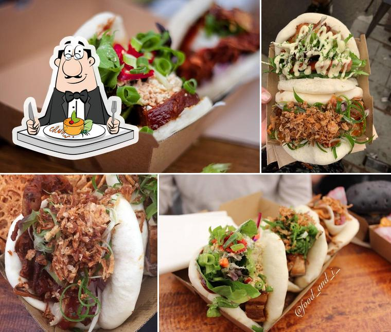Meals at What The Bao