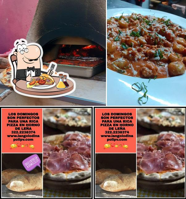 Try out different kinds of pizza