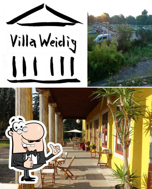 See the pic of Villa Weidig