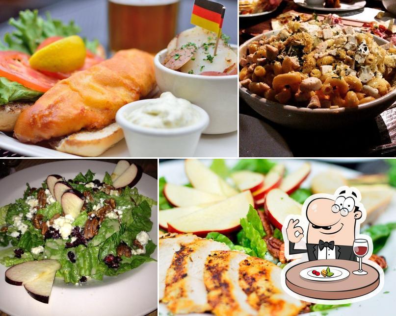 Food at Gluek's Restaurant & Bar