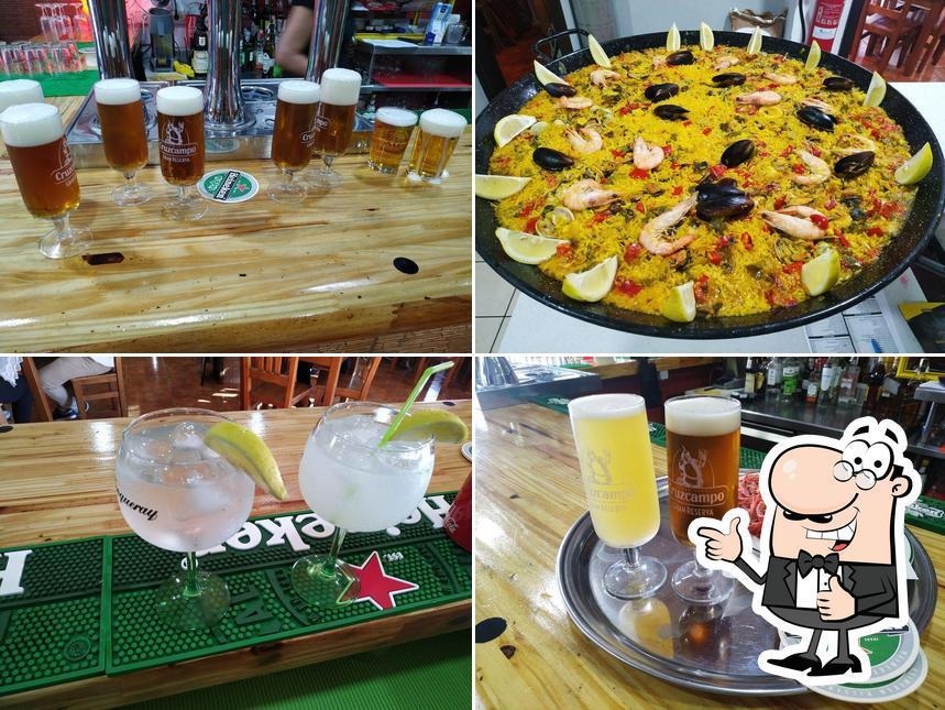 Mire esta foto de Bar - Tasca Casi ke No