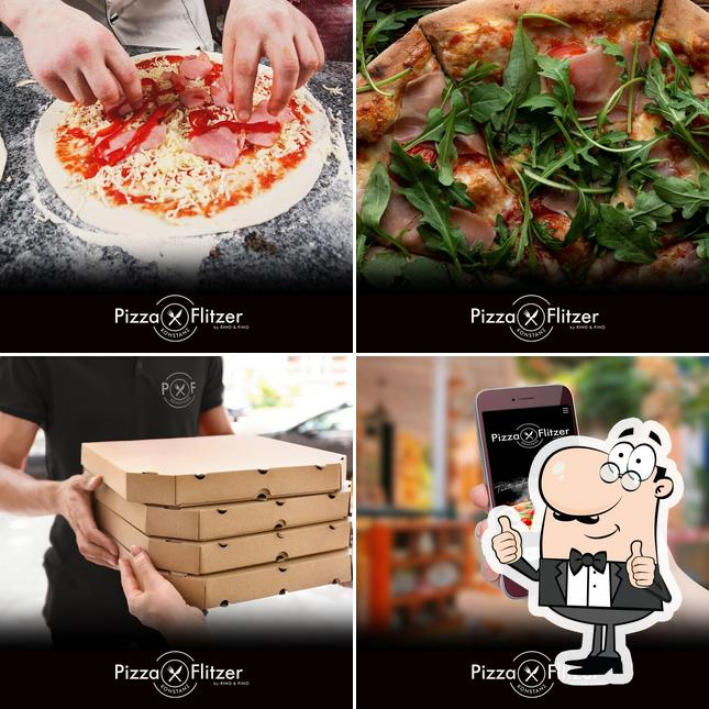 Look at this picture of Pizza Flitzer