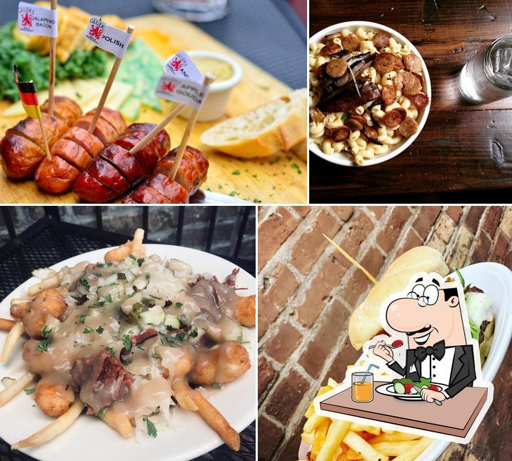 Meals at Gluek's Restaurant & Bar