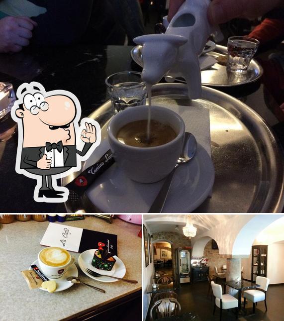 """Это фотография кафе """"La Caffé"""""""