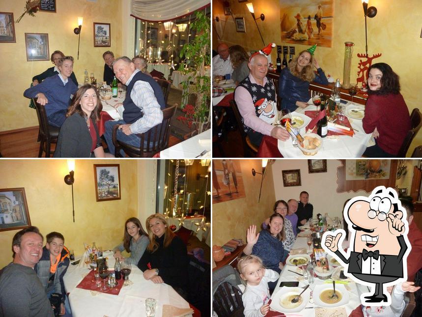 "Забронируйте столик в ""La Piccola Italia"""