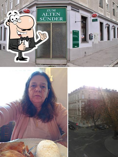 """See the image of Gasthaus """"Zum Alten Sünder"""""""