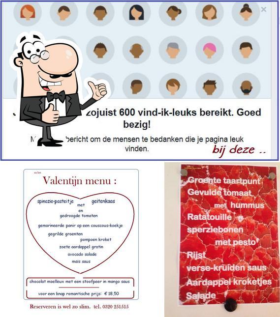 See the photo of Het Vegetarisch Restaurant