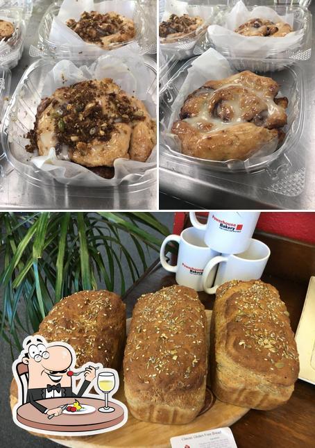 Meals at Powerhouse Bakery