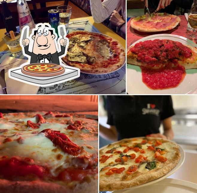 Prenditi una pizza a Pizzeria Savonarola