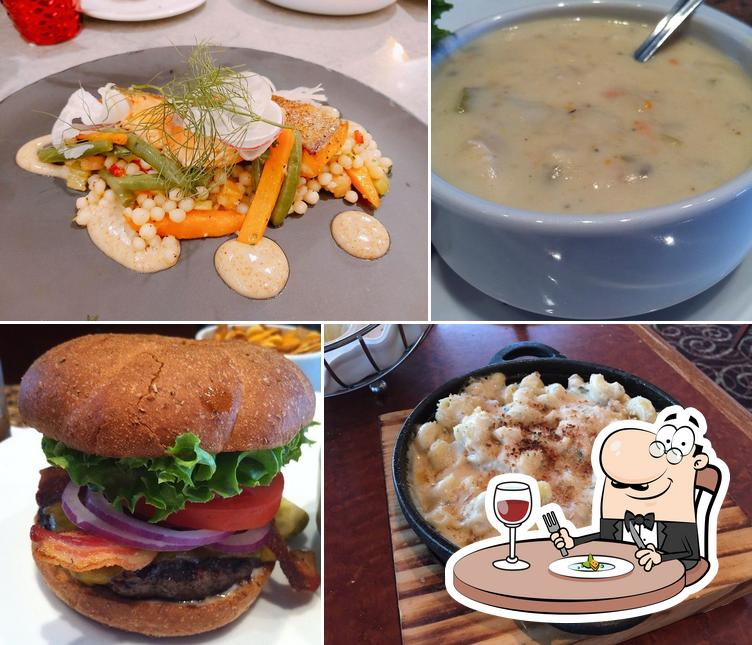 Meals at 75 West Coast Grill
