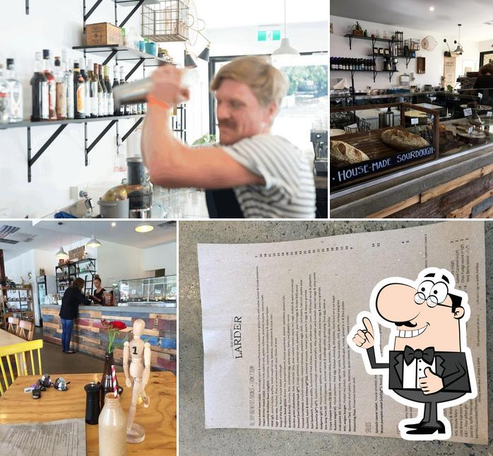 See the photo of May Street Larder