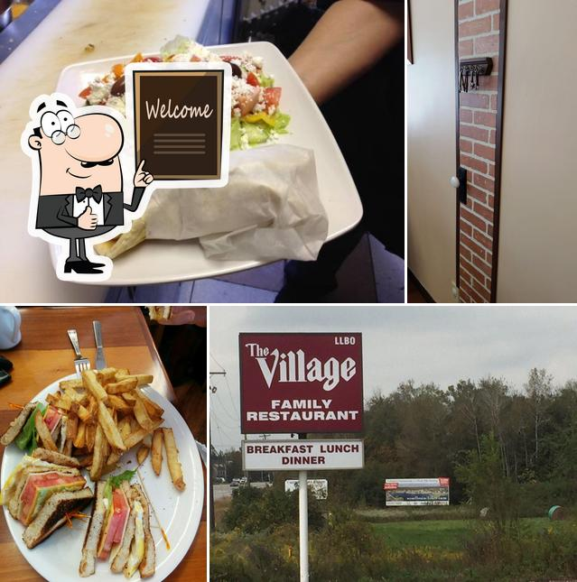 See this picture of Village Family Restaurant