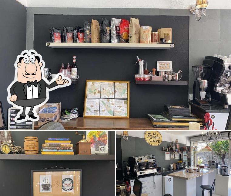 O interior do Café & Company | Venda | Aluguel | Manutenção em Máquinas de Café