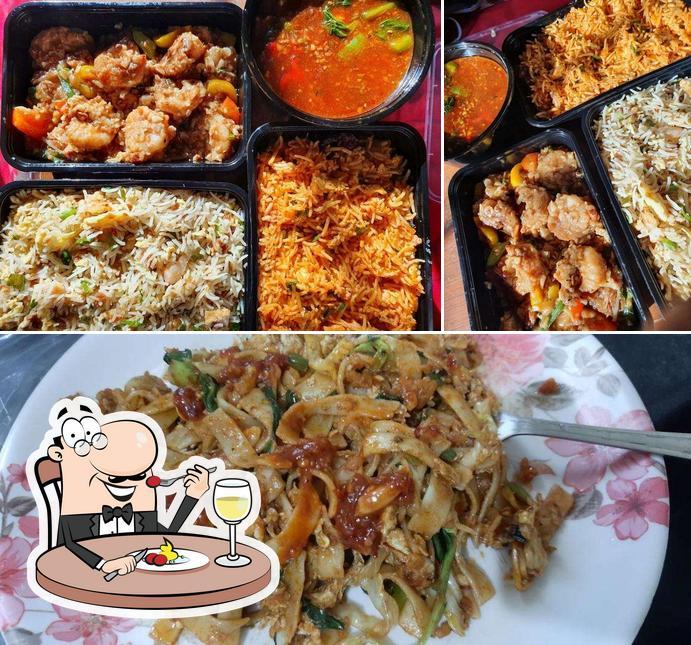 Meals at Dimsum Momo Express