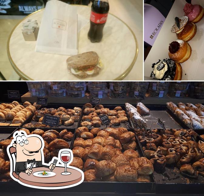 Food at Roladin