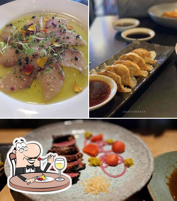 Food at Nagisa