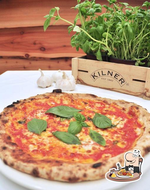 Try out pizza at Burren Storehouse