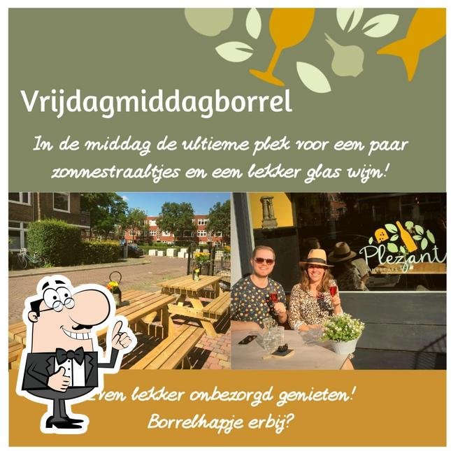 Here's a photo of Dinercafé Plezant Groningen