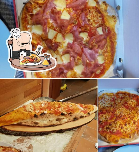 Try out pizza at Via Appia