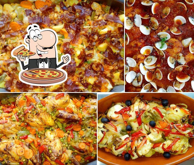 Prueba una pizza en PIKO LOKO
