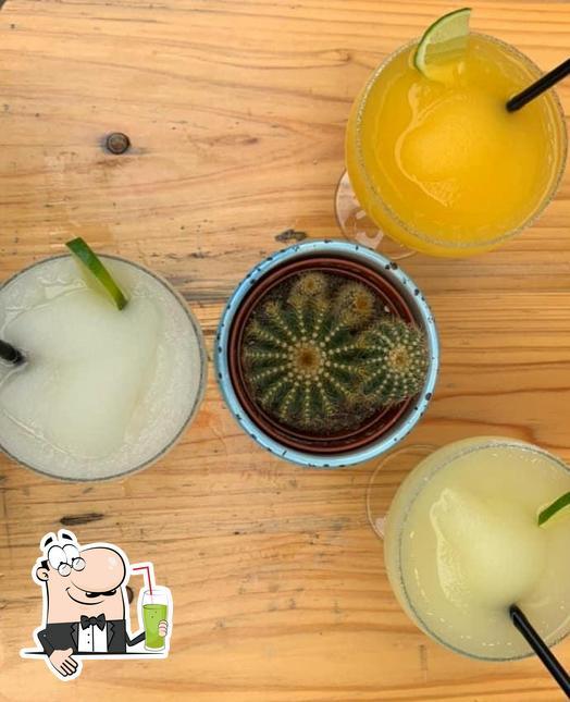 BOCA предоставляет гостям большой выбор напитков