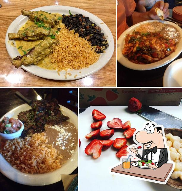Meals at Rivera's Mexican Food